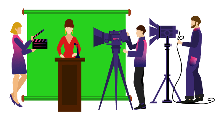 Videos for Digital and Social channels