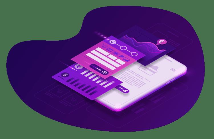 Mobile App Design Picture